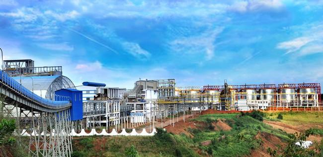Alumin Nhân Cơ sản xuất vượt kế hoạch 2017