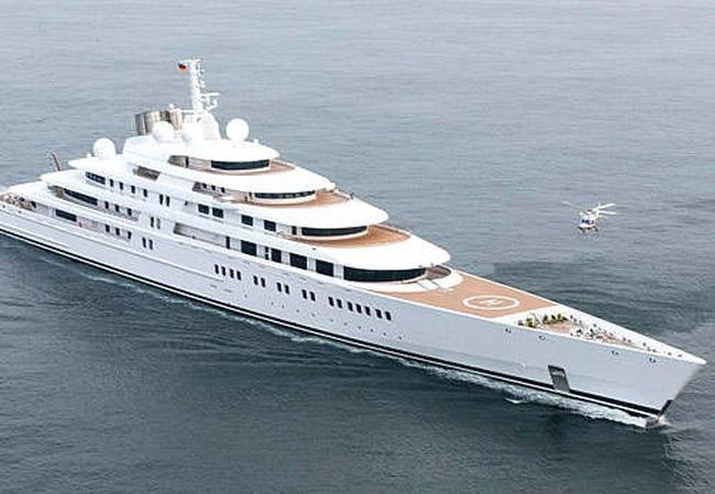 Cận cảnh siêu du thuyền lớn nhất thế giới Quintessentially One dành riêng cho giới thượng lưu