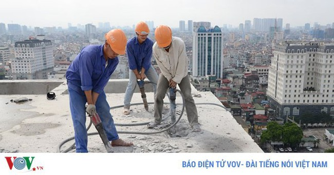 Hà Nội giảm 2% công trình vi phạm trật tự xây dựng