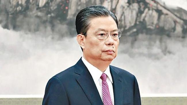 """Triệu Lạc Tế - Người cầm đầu """"Đội quân đả Hổ"""" ở Trung Quốc trong 5 năm tới"""