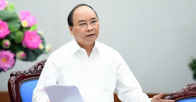 """Thủ tướng Nguyễn Xuân Phúc: """"Một số cán bộ chính quyền để xảy ra tai tiếng..."""""""