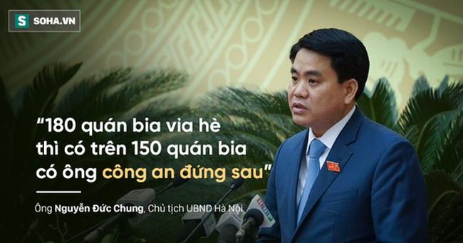 """Lãnh đạo nhiều địa phương khác có vạch mặt """"cây chống lưng"""" như Chủ tịch Hà Nội đã làm?"""
