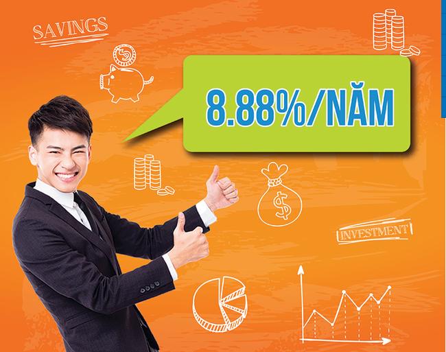 Sacombank hoàn tất phát hành chứng chỉ tiền gửi siêu lãi suất trong 3 ngày