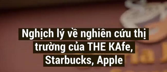 Nghịch lý về nghiên cứu thị trường của THE KAfe, Starbucks, Apple và câu chuyện không thể bào chữa khi thất bại