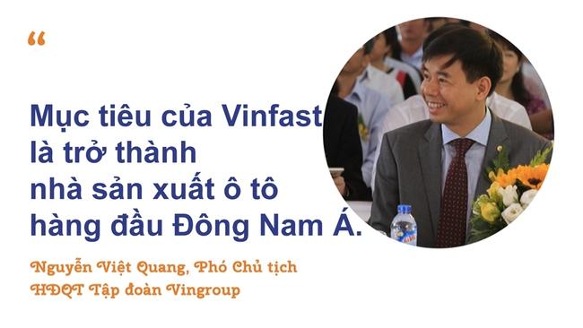 Vingroup cam kết gì khi sản xuất ô tô, xe máy thương hiệu Việt?