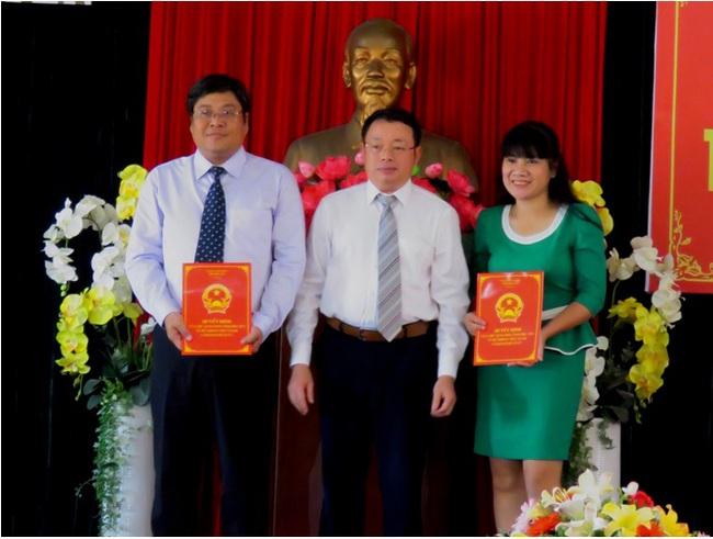 Phú Yên bổ nhiệm lãnh đạo Sở Ngoại vụ