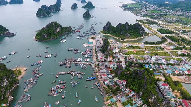 15.000 tỷ đồng đổ vào hàng loạt dự án bất động sản lớn tại Vân Đồn