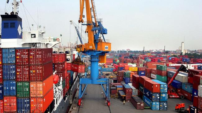 Xuất khẩu 10 tháng năm 2017 gần bằng cả năm 2016