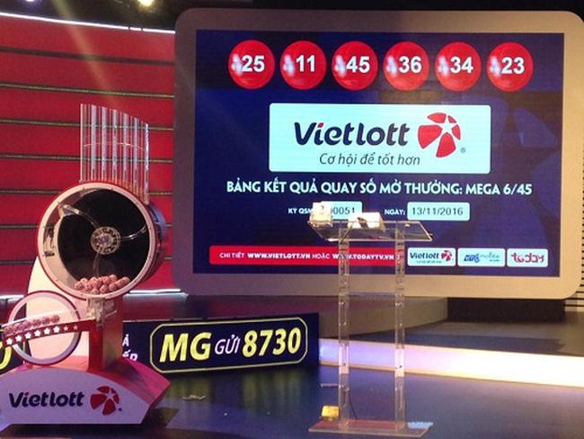 Vietlott có thể sẽ vượt mặt doanh thu của nhiều doanh nghiệp niêm yết danh tiếng