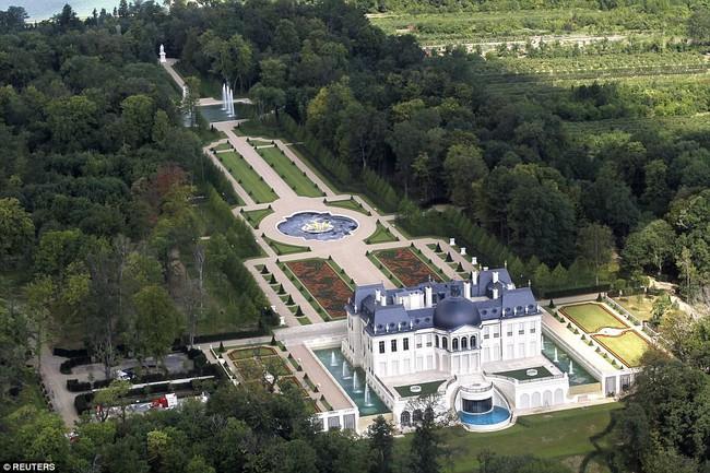 Thái tử Ả Rập Saudi mua căn biệt thự đắt nhất thế giới tại Pháp