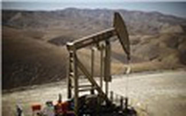 Giá dầu tiếp tục giảm mạnh do khả năng Mỹ tăng sản lượng