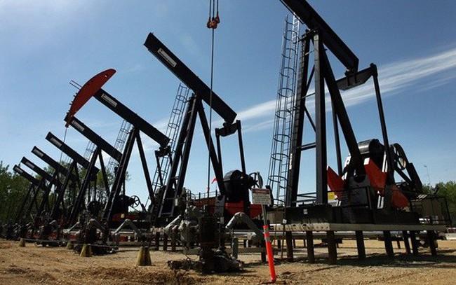 Dự trữ dầu tăng đang gây áp lực lên giá