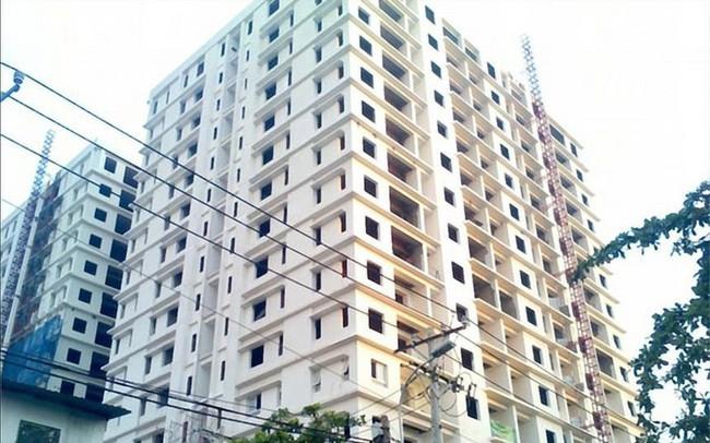 Hy hữu: Chủ đầu tư chung cư Khang Gia Tân Hương xin... trả góp phí bảo trì