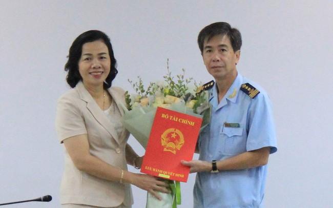 Ông Dương Phú Đông giữ chức Cục trưởng Cục Hải quan Hà Nội