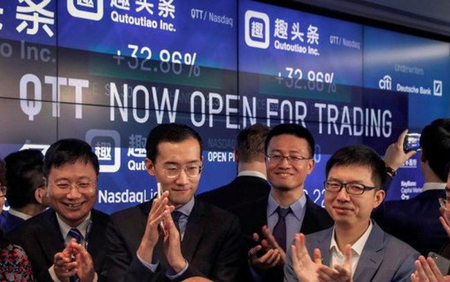 Tại sao công ty công nghệ Trung Quốc đổ xô niêm yết cổ phiếu trên sàn