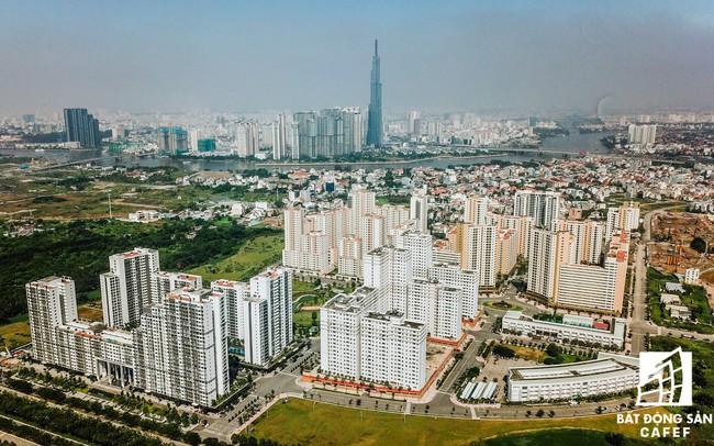 Những con số bất ngờ về thị trường địa ốc TP.HCM 10 tháng đầu năm 2018