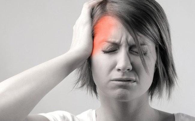 Kết quả hình ảnh cho đau nửa đầu