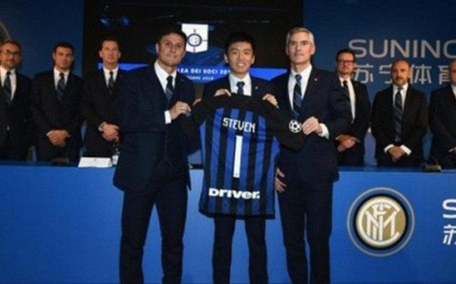 """""""Cậu ấm"""" của tỉ phú Trung Quốc được bổ nhiệm làm tân Chủ tịch của Inter Milan"""