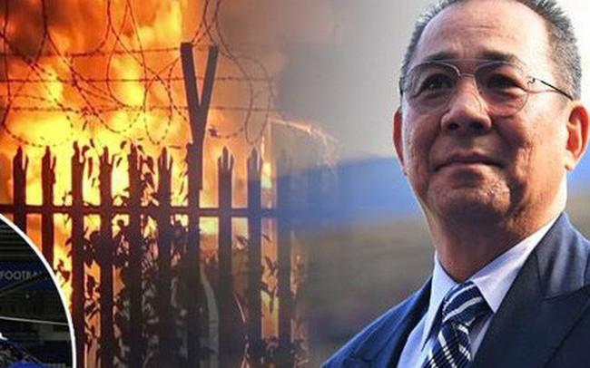 Chính thức: Chủ tịch Vichai tử vong trong tai nạn máy bay kinh hoàng