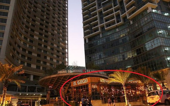 Đà Nẵng xử phạt 110 triệu đồng khu phức hợp khách sạn xây trái phép