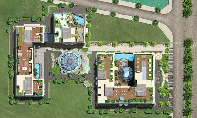 Hinode City: Môi trường sống xanh, trong lành cho thế hệ tương lai