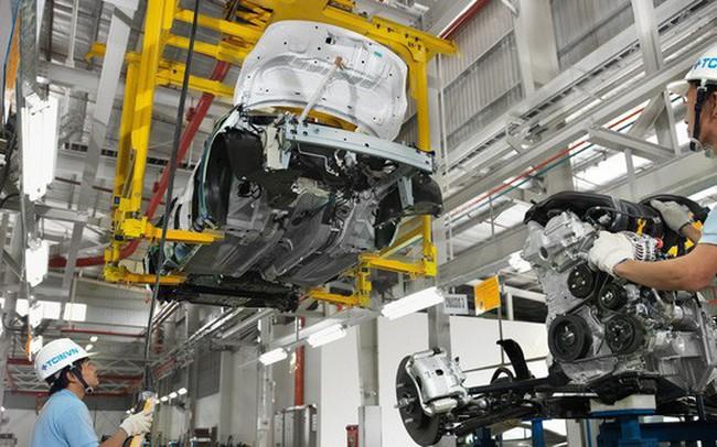 """Công nghiệp hỗ trợ ngành ôtô: Chuyện """"hôm qua"""" nhưng... vẫn là chuyện """"hôm nay"""""""