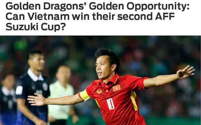Báo châu Á: Việt Nam có cơ hội vàng để vô địch AFF Cup, nhưng ai sẽ là thủ lĩnh?