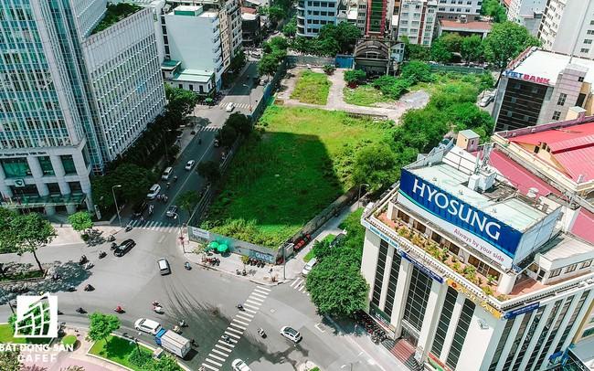 [Video] Toàn cảnh khu đất vàng 2 – 4 – 6 Hai Bà Trưng: Từ dự án khách sạn 6 sao đến Sài Gòn Mê Linh Tower, nhưng vẫn là khu đất trống