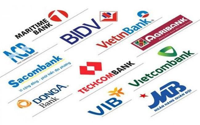 Các ngân hàng đang dính nợ xấu