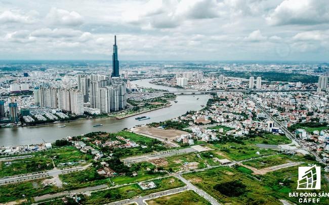 TP.HCM kiến nghị bãi bỏ khung giá đất tối thiểu và giảm quy mô đầu tư một dự án lớn