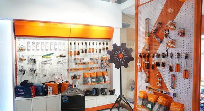 Kowon và mô hình siêu thị phân phối thiết bị tiện ích gia đình và cơ khí chính hãng