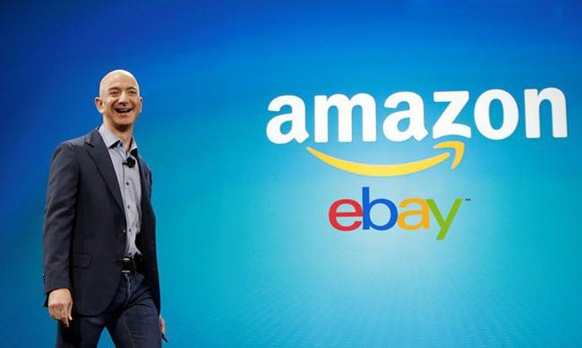 Công việc Online, thu nhập vài ngàn đô mỗi tháng cùng Ebay & Amazon