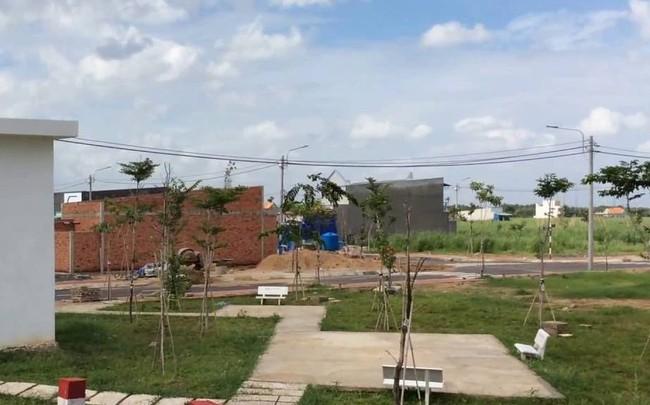 Nhà đất khu vực Nhà Bè (Tp.HCM) hút giới đầu tư