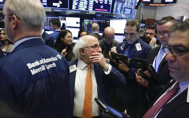 Chứng khoán Mỹ hồi phục nhẹ, S&P 500 ở sát mức thấp nhất năm 2018