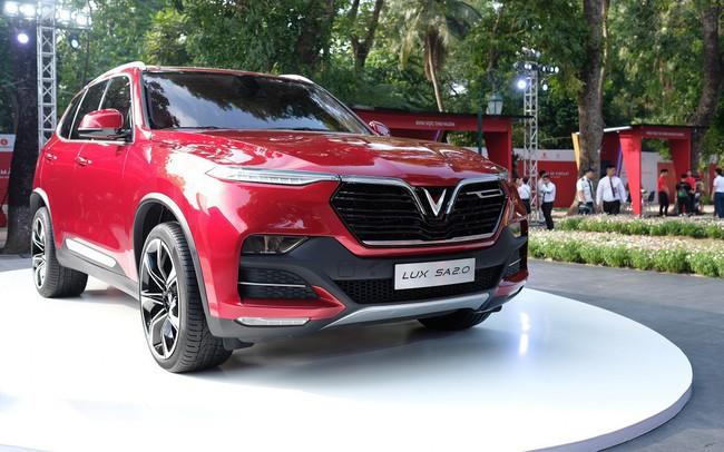 VinFast công bố lộ trình giá xe năm 2019: VinFast Fadil và bộ đôi Lux sẽ tăng giá từ đầu năm 2019