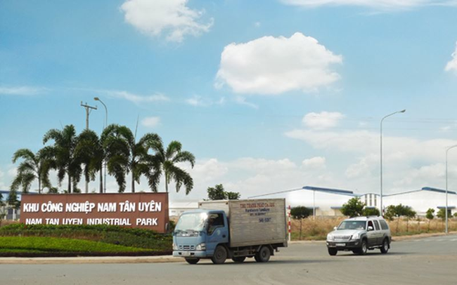 KCN Nam Tân Uyên (NTC) lấy ý kiến cổ đông về việc tạm ứng cổ tức năm 2018 bằng tiền tỷ lệ 100%