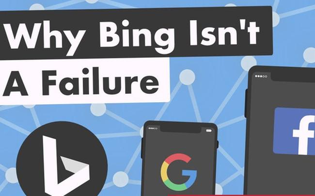 """Sự thật bất ngờ về Bing: Dù bị chế giễu nhưng Google vẫn """"khiếp sợ"""", đem về cho Microsoft hàng tỷ USD, dẫn đầu tương lai Internet"""