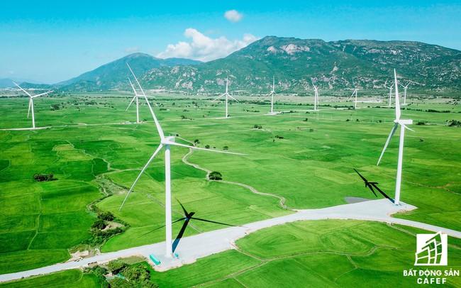 Đề xuất đầu tư gần 12 tỷ USD phát triển dự án điện gió Kê Gà (Bình Thuận)