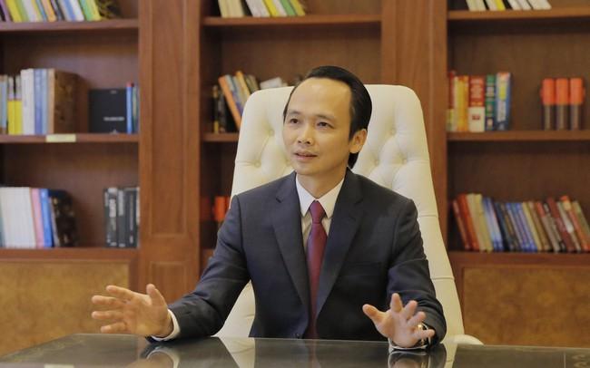 """Tỷ phú Trịnh Văn Quyết: """"Mong có thêm thời gian dành cho vợ và ba con trai đang tuổi lớn"""""""
