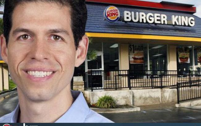 CEO Burger King: Loại luôn người khi phỏng vấn nói 'không cần chăm chỉ, thông minh là được'!