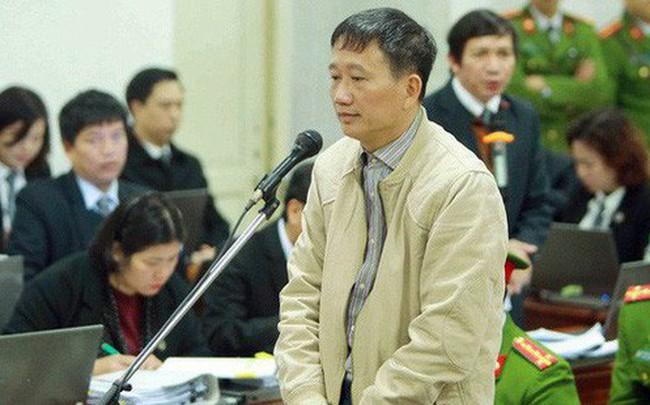 Trịnh Xuân Thanh: Có đối đáp như không. Viện Kiểm sát: Cần hình phạt thích đáng