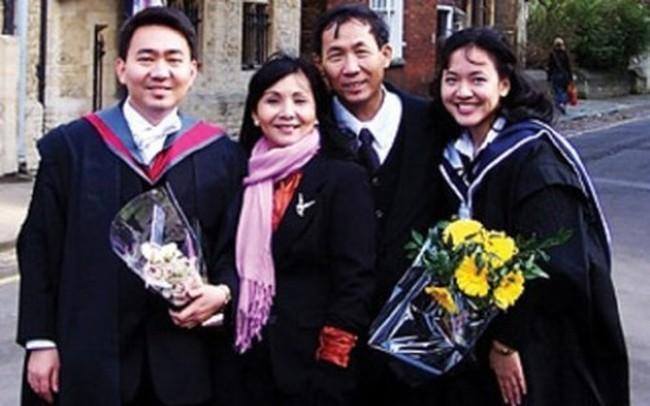 Chuyện về gia đình tài ba họ Lê: Em vừa nhận chức CEO Facebook Việt Nam, anh nhận chức to ở tập đoàn vàng bạc đá quý PNJ
