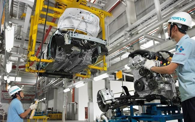 Để đạt chỉ tiêu tỉ trọng công nghiệp trong GDP chiếm 40%: Công nghiệp phụ trợ là đòn bẩy