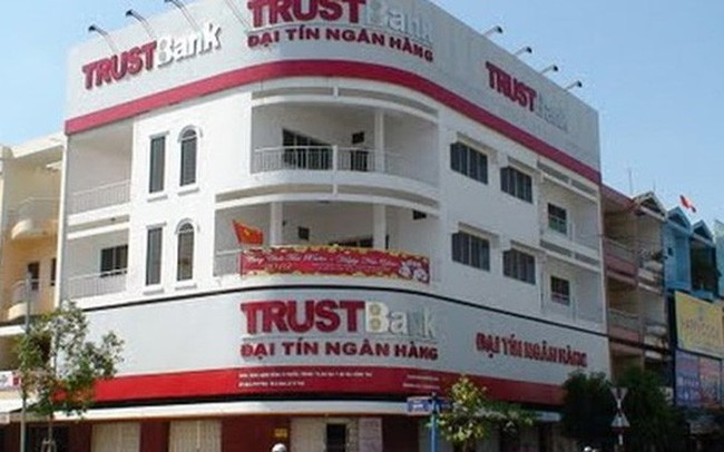Truy tố 7 cựu lãnh đạo Ngân hàng Trustbank