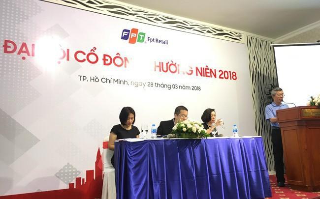 ĐHĐCĐ FPT Retail: Tham vọng lớn với mảng dược, mục tiêu 2018 tăng gấp đôi số cửa hàng Long Châu và dự kiến tăng 10 lần năm kế tiếp