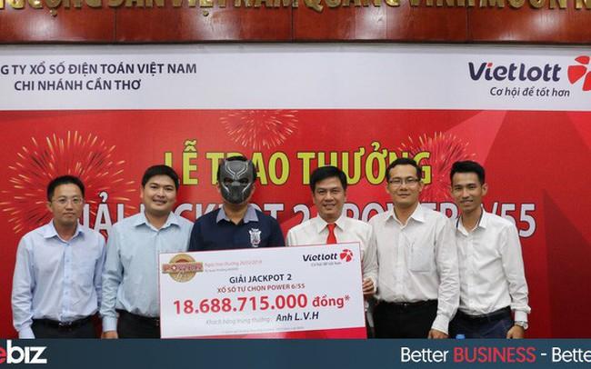 Tập đoàn Berjaya cam kết doanh thu Vietlott 376.000 tỷ đồng trong 18 năm
