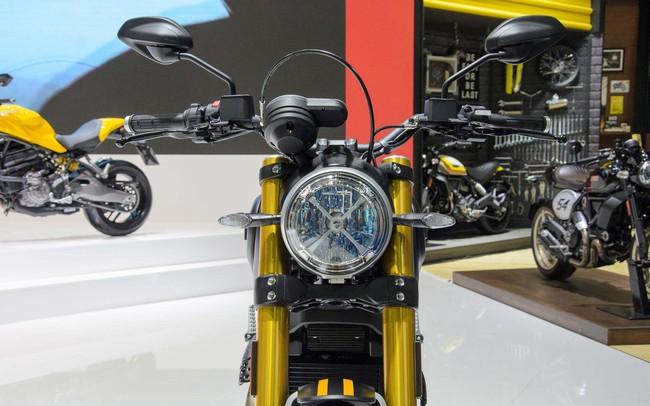 Ducati Scrambler 1100 ra mắt tại Thái Lan: Niềm mơ ước của dân chơi xe