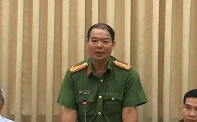 'Không có việc đình chỉ công tác cán bộ Cảnh sát PCCC TPHCM'