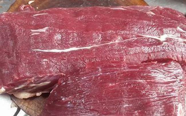 Thịt bò giá rẻ 60.000 đồng/kg có thể là thịt heo nái