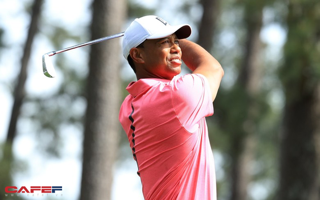 Nhà vé vui mừng khi Tiger Woods chính thức xác nhận tham gia US Open 2018